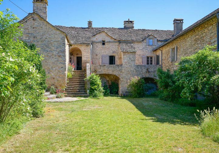 A vendre Corps de ferme La Malene   Réf 1201445852 - Selection habitat