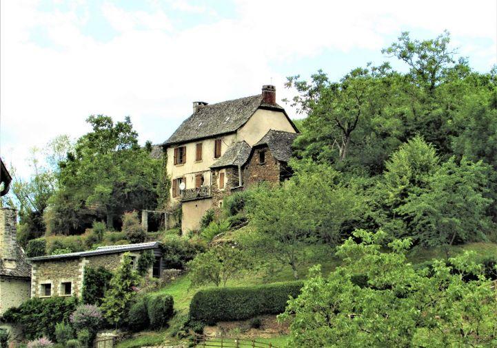 A vendre Maison à rénover Vieillevie | Réf 1201542672 - Selection habitat