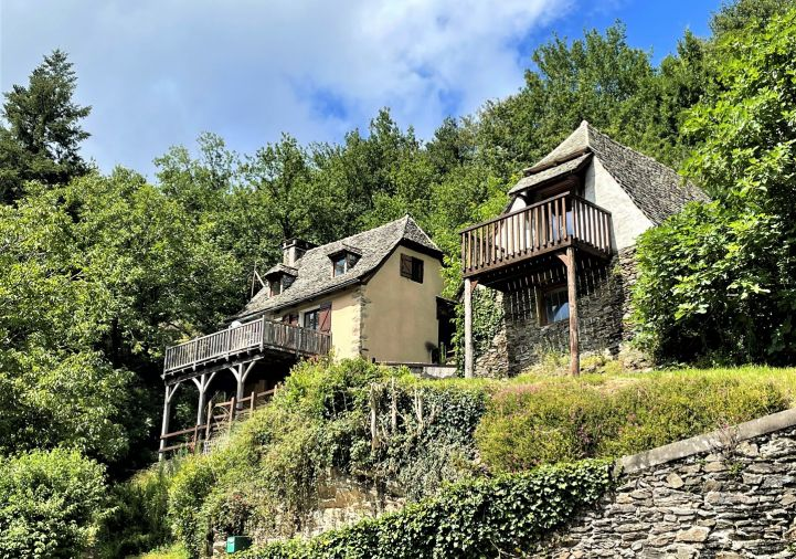 For sale Maison de campagne Vieillevie | R�f 1201546204 - Selection habitat