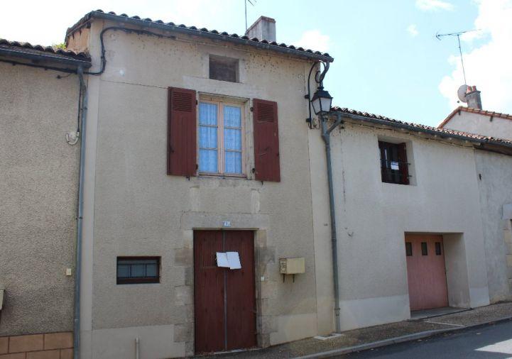 A vendre Maison de village Le Vigeant | Réf 1201816737 - Selection habitat
