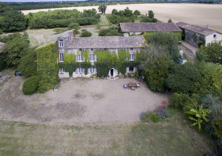 A vendre Manoir La Chapelle Baton | R�f 1201818464 - Selection habitat