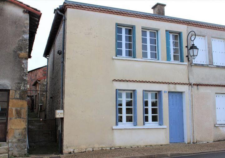 A vendre Maison de village Le Vigeant | Réf 1201842104 - Selection habitat