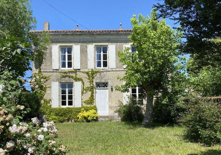 A vendre Maison de village Villeneuve La Comtesse | R�f 1201843422 - Selection habitat