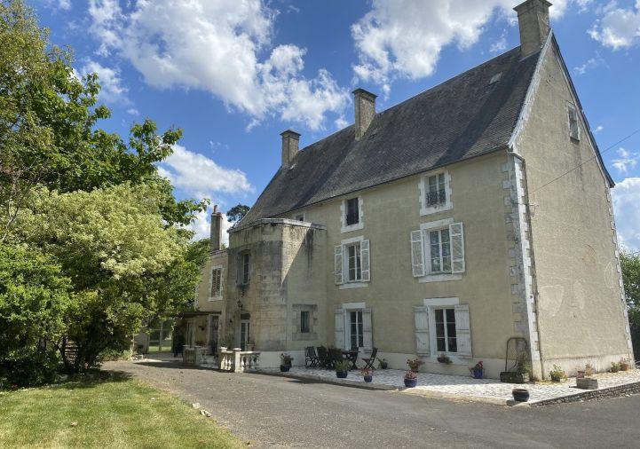 A vendre Ch�teau Ardilleux | R�f 1201843672 - Selection habitat