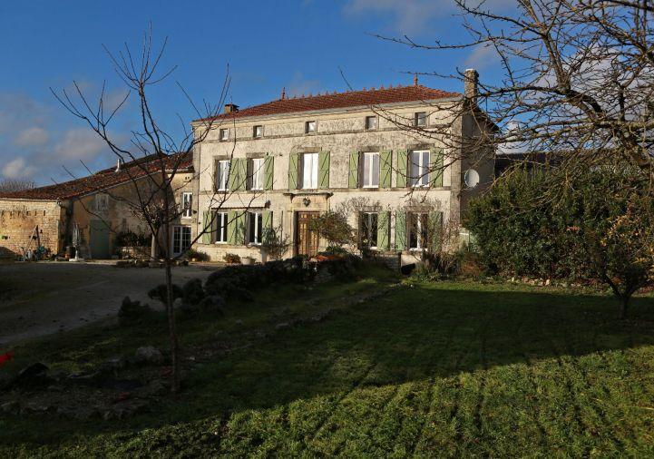 A vendre Maison de ma�tre Villiers Couture | R�f 1201844668 - Selection habitat