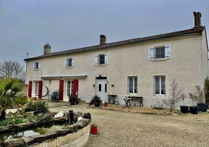 A vendre Maison de campagne Villiers Couture | R�f 1201845103 - Selection habitat