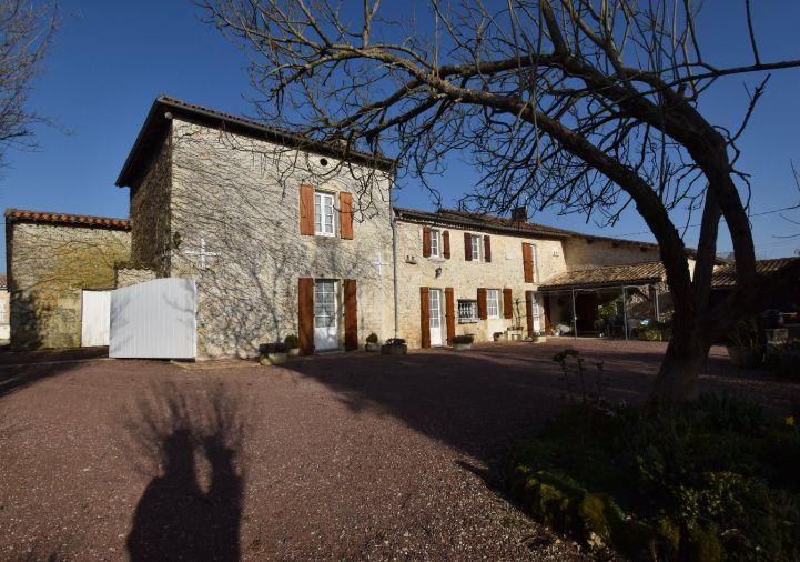 For sale Maison de caract�re Ronsenac | R�f 1201845190 - Selection habitat