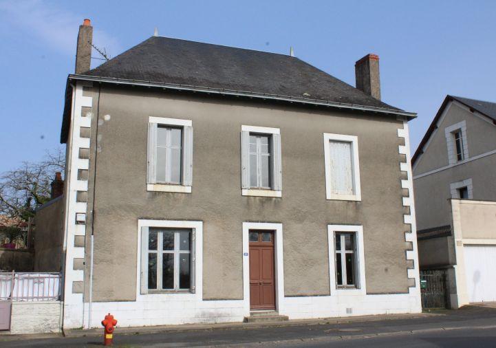 A vendre Maison de ville L'isle Jourdain | Réf 1201845279 - Selection habitat