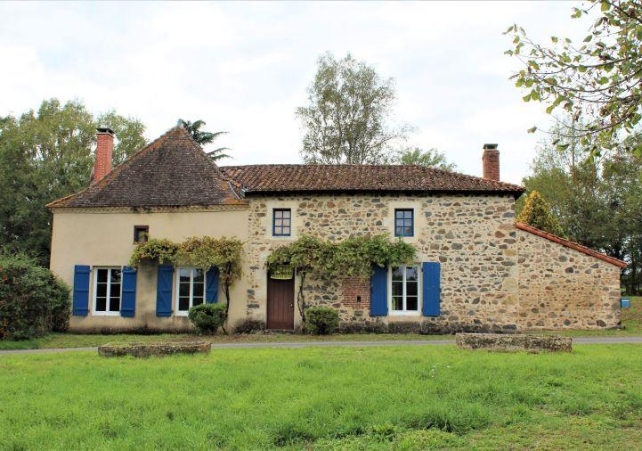 A vendre Maison de caractère L'isle Jourdain | Réf 1201845280 - Selection habitat