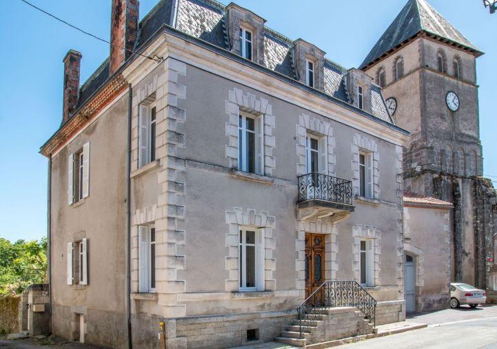 A vendre Maison bourgeoise Busserolles | Réf 1201845564 - Selection habitat