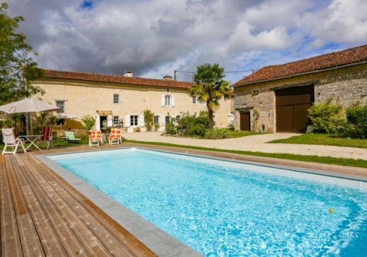 For sale Maison Villegats | R�f 1201845658 - Selection habitat