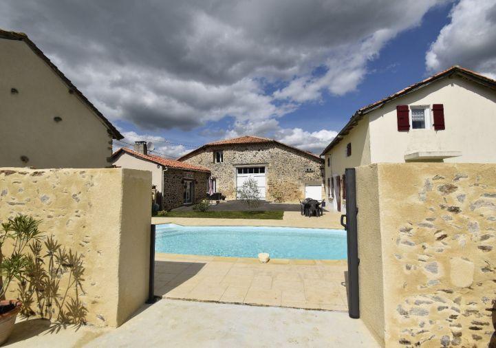 For sale Maison de caract�re Le Lindois | R�f 1201845719 - Selection habitat