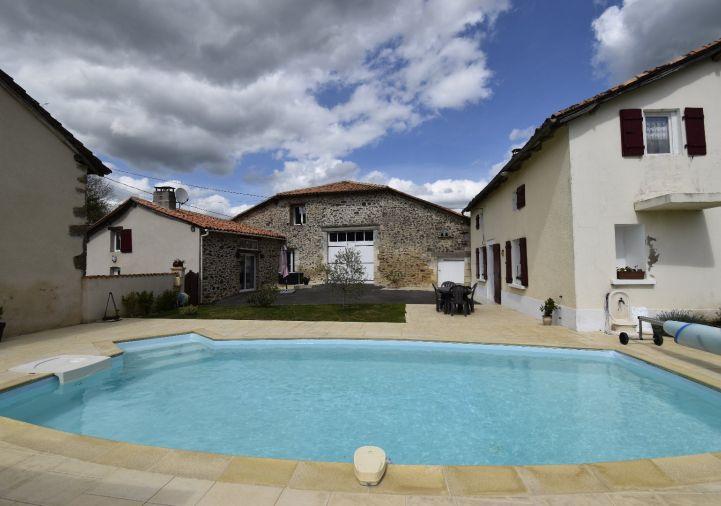 A vendre Maison de caractère Le Lindois | Réf 1201845719 - Selection habitat