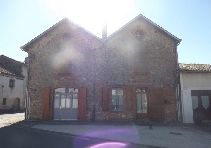 A vendre Maison Brillac | Réf 1201845749 - Selection habitat
