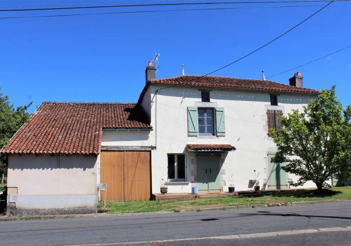 A vendre Maison Le Vigeant | Réf 1201845865 - Selection habitat