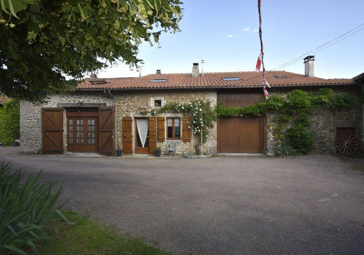A vendre Maison de caractère Busserolles   Réf 1201845963 - Selection habitat
