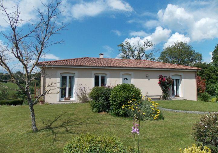 A vendre Maison individuelle Champagnac La Riviere | Réf 1201845995 - Selection habitat