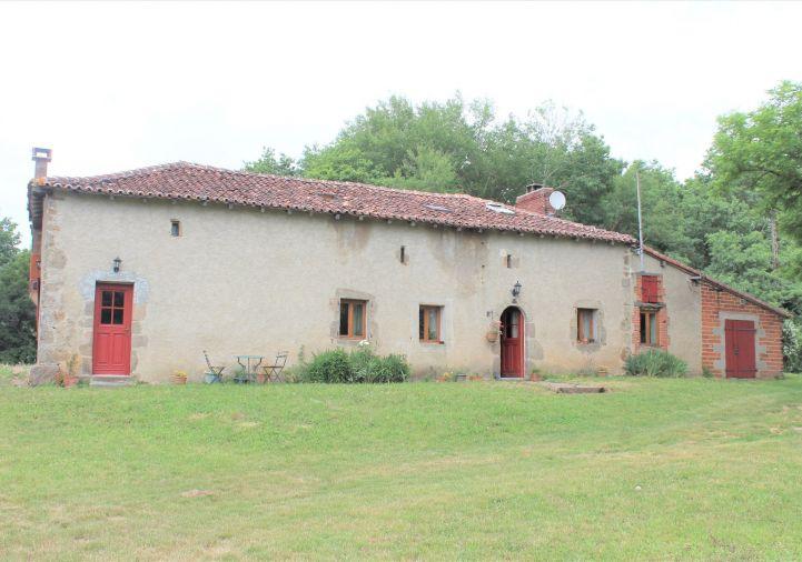 For sale Maison de campagne Brillac | R�f 1201846048 - Selection habitat