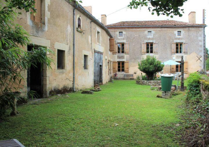 A vendre Maison en pierre Luchapt   R�f 1201846154 - Selection habitat