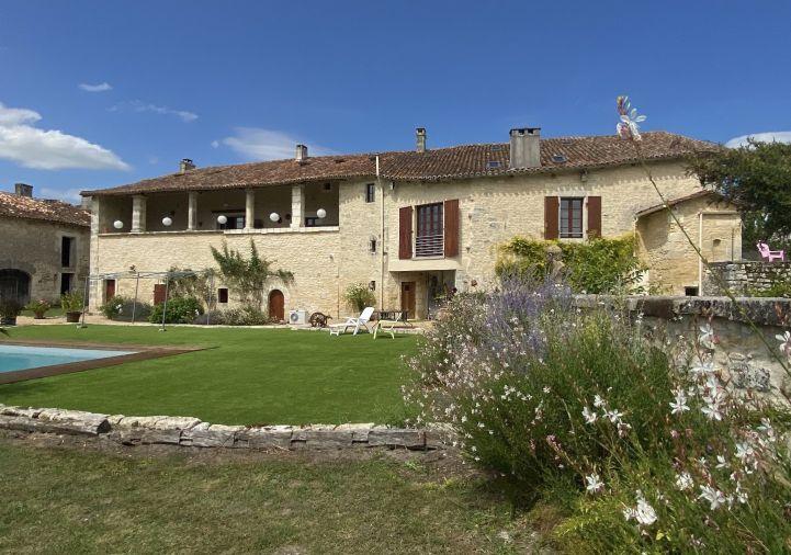 A vendre Maison de caractère Champagne Et Fontaine   Réf 1201846387 - Selection habitat