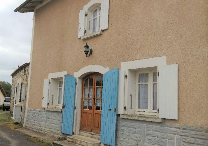 A vendre Maison Cherves Chatelars | Réf 1201846587 - Selection habitat