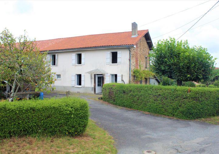 A vendre Maison de village Rochechouart | Réf 1201846683 - Selection habitat