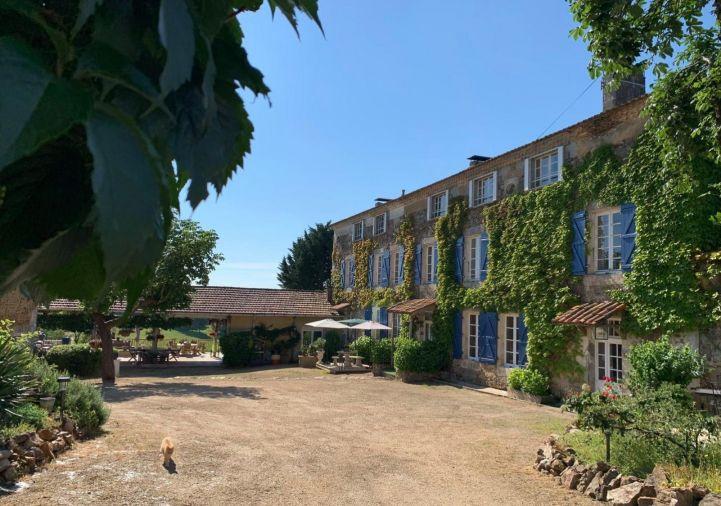 A vendre Manoir Milhac De Nontron | Réf 1201846814 - Selection habitat