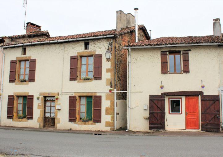 For sale Maison de village Lessac | R�f 120189234 - Selection habitat