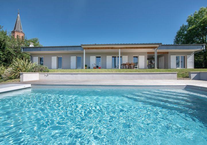 A vendre Maison contemporaine Mouzieys Teulet | Réf 1201944886 - Selection immobilier