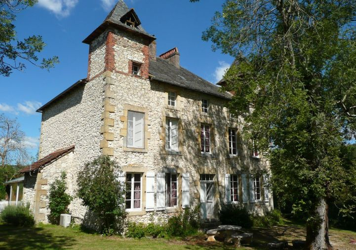 A vendre Maison de maître Peyrusse Le Roc | Réf 1202044308 - Selection habitat
