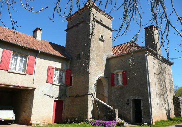 A vendre Corps de ferme Calvignac | Réf 1202045480 - Selection habitat