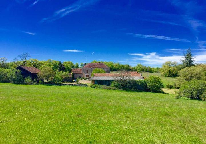 A vendre Corps de ferme Caylus | Réf 12020515 - Selection habitat