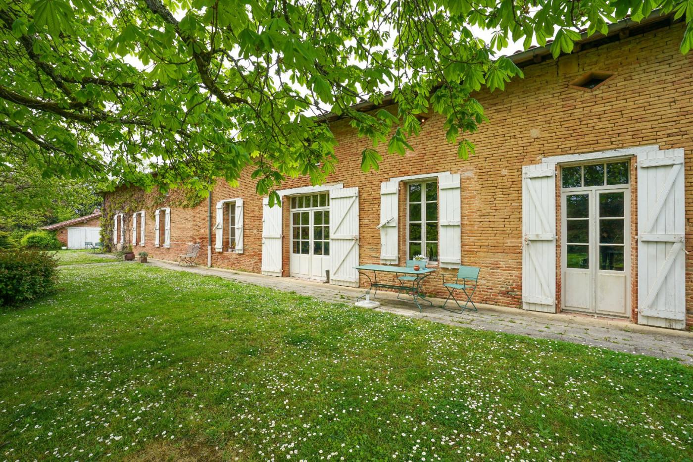 Vente Maison De Maitre Montauban 244m 42700m 6 Pieces 530 000