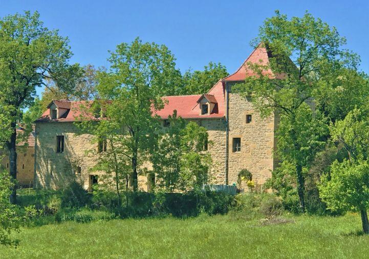 A vendre Manoir Caylus | Réf 1202332841 - Selection habitat