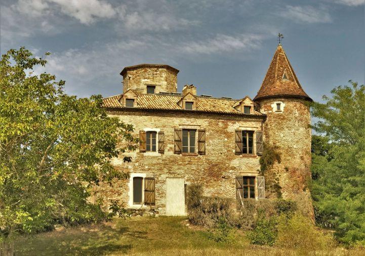 A vendre Château Castelnau Montratier   Réf 1202340510 - Selection habitat