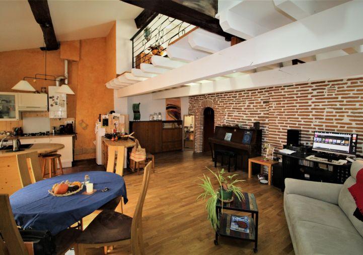 A vendre Appartement ancien Montauban | Réf 1202345328 - Selection immobilier