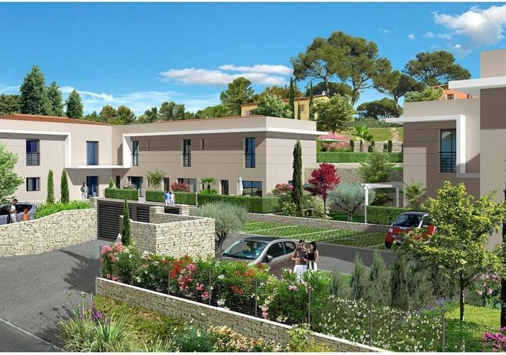 A vendre Appartement en rez de jardin Valbonne | Réf 1203045071 - Selection habitat