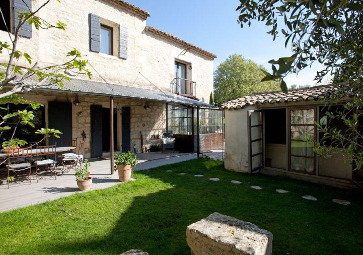 A vendre Maison en pierre Saint Remy De Provence | Réf 1203145338 - Selection habitat