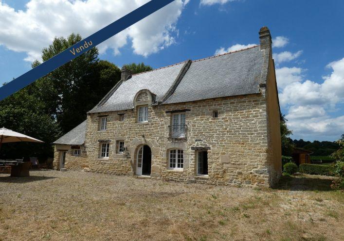 A vendre Maison de campagne Saint Juvat | R�f 130071233 - Saint joseph immobilier