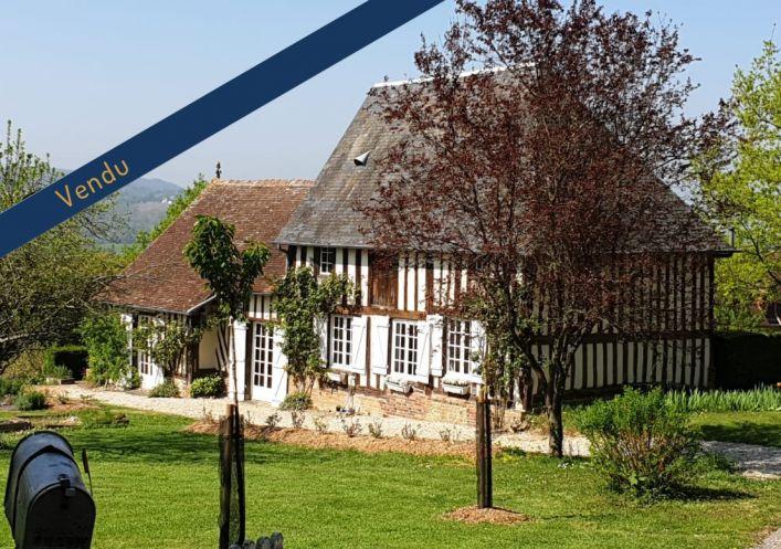 A vendre Maison normande Lisieux | R�f 130071522 - Saint joseph immobilier