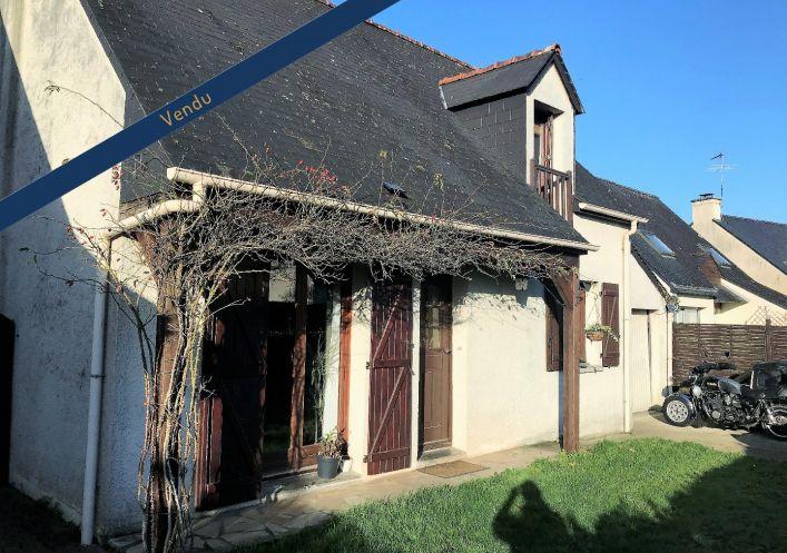 A vendre Maison de ville Vannes | R�f 130071749 - Saint joseph immobilier