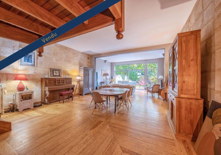 A vendre Maison Bordeaux   R�f 130071994 - Saint joseph immobilier