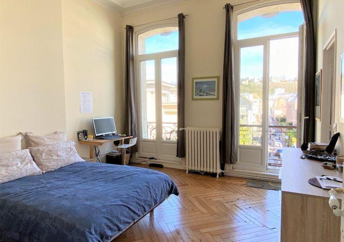 A louer Appartement haussmannien Le Havre | R�f 130072208 - Saint joseph immobilier