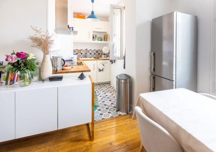 A vendre Appartement Montrouge | R�f 130072245 - Saint joseph immobilier