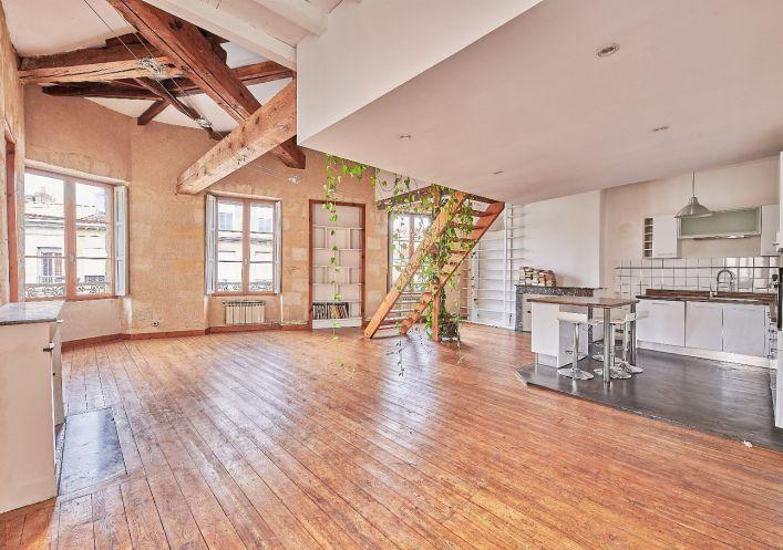 A vendre Appartement Bordeaux | R�f 130072294 - Saint joseph immobilier