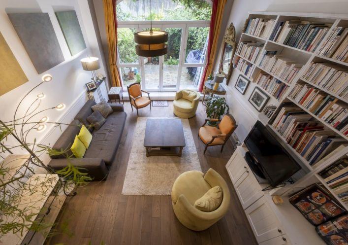 A vendre Appartement en rez de jardin Saint Germain En Laye   R�f 130072300 - Saint joseph immobilier