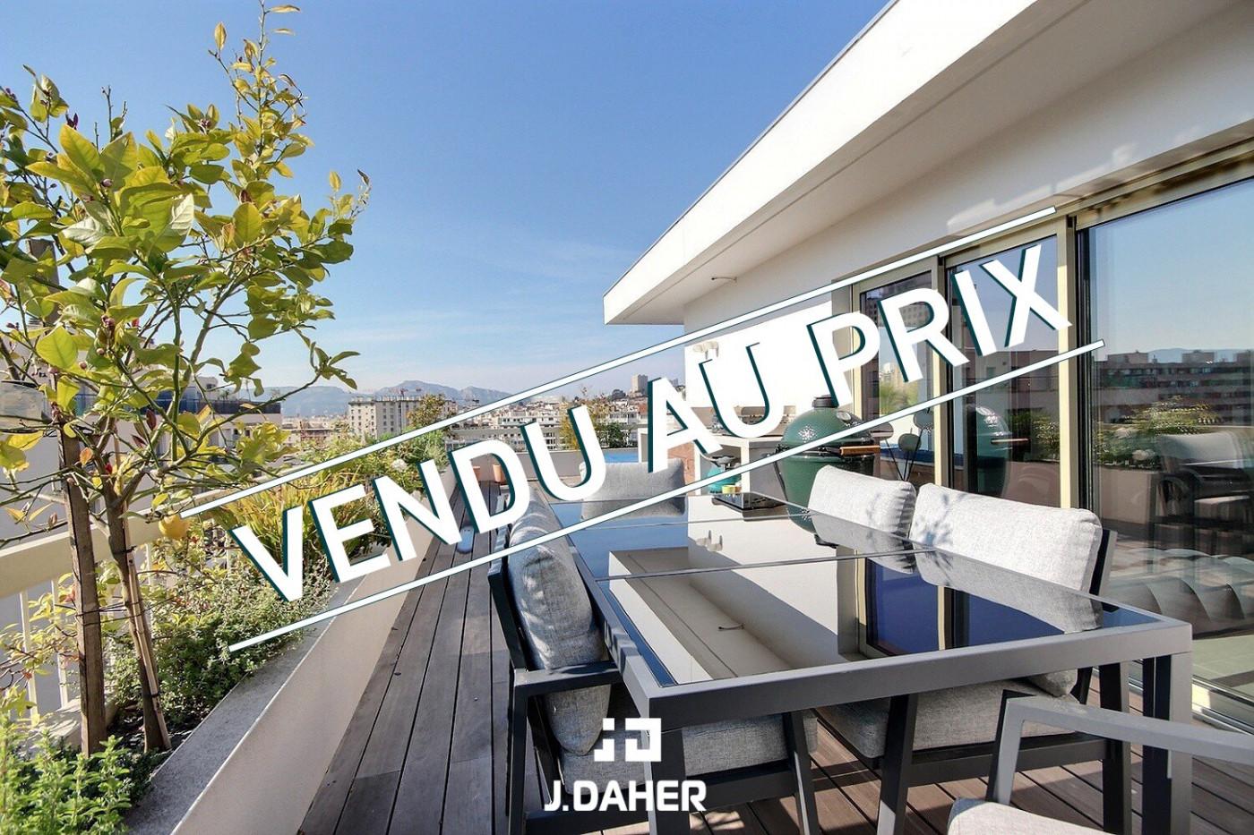 A vendre  Marseille 6eme Arrondissement   Réf 130251064 - J daher immobilier