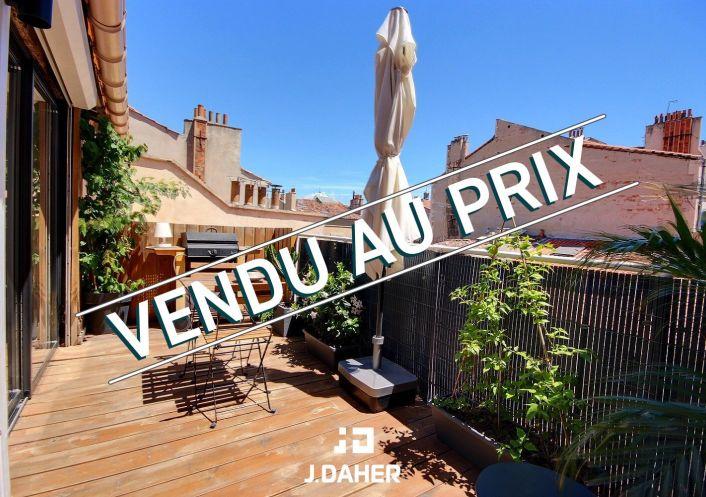 A vendre Duplex Marseille 6eme Arrondissement   Réf 130251086 - J daher immobilier