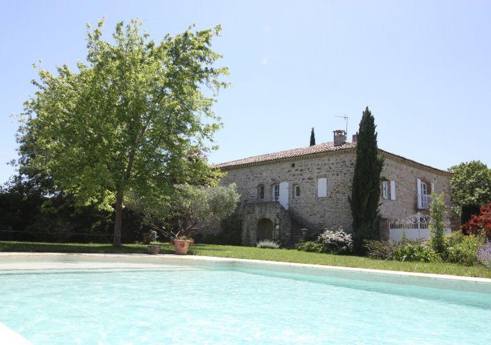 A vendre Maison Uzes | R�f 13026279 - Reseau provence immobilier