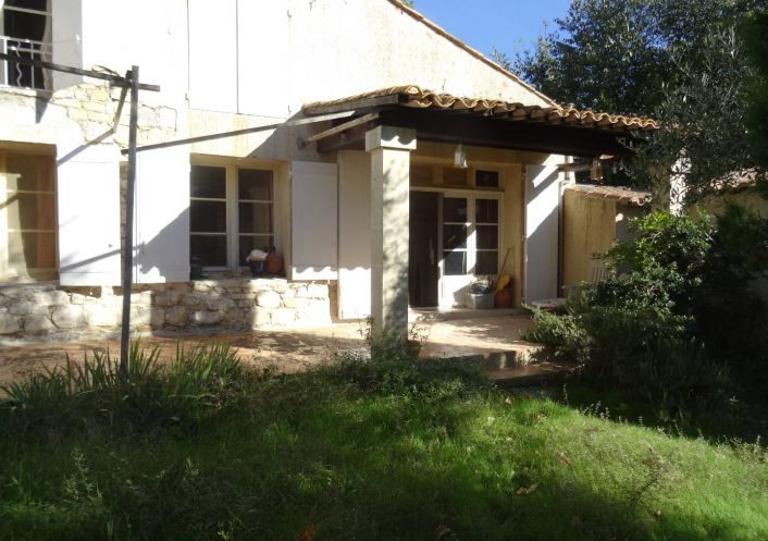 A vendre Maison Uzes | R�f 13026280 - Reseau provence immobilier